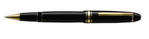 Montblanc Le Grand Meisterstuck Rollerball Pen Black 11402 [07d6]