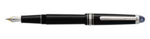 Montblanc Diamond Meisterstuck Pen Black 105978 [5324]
